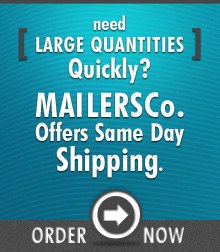 Distributor discounts on mailers